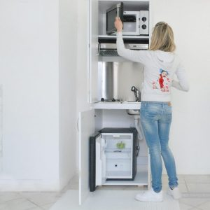 ARMADIO COLONNA CUCINA BREAK OFFICE 64